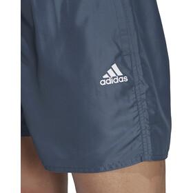 adidas Solid CLX SH SL Shorts Hombre, gris